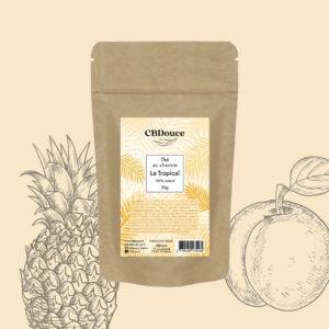 Thé au chanvre – Le Tropical